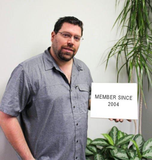Brent, member since 2004