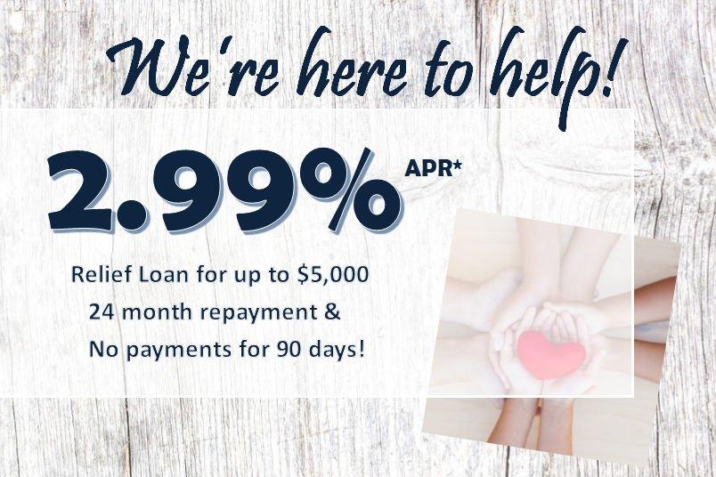 MSCU Relief Loan
