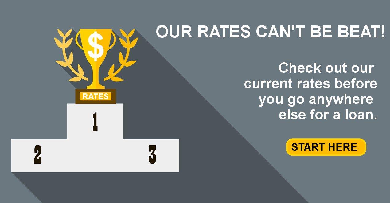 Best loan rates at Metropolitan Services Credit Union